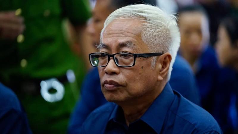 Cựu chủ tịch Ngân hàng Đông Á Trần Phương Bình bị truy tố tiếp - ảnh 1