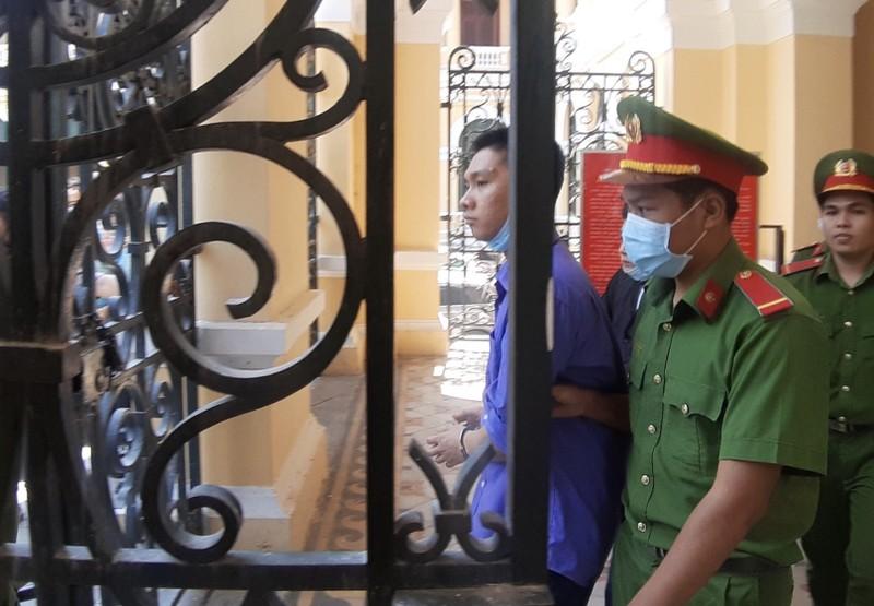 Tử hình 9X ra tù làm chủ đường dây mua bán gần 2 kg ma túy - ảnh 1
