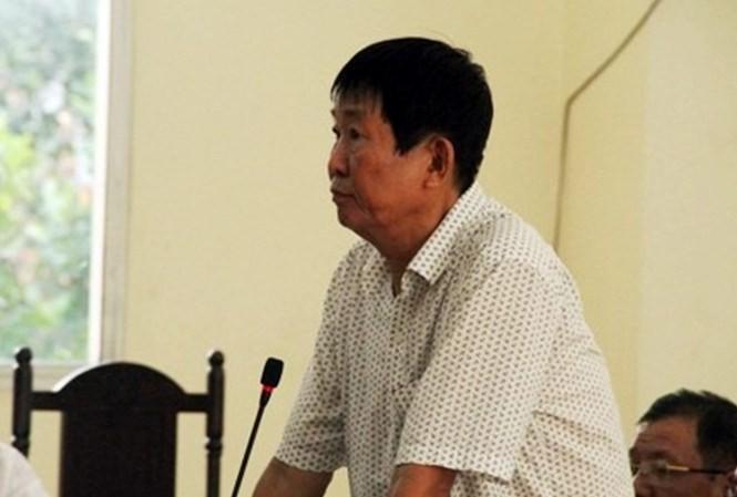 Lên lịch xử cựu giám đốc Sở Địa chính Bình Dương kêu oan - ảnh 1