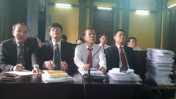 Đang xử phúc thẩm Vinasun kiện Grab - ảnh 1