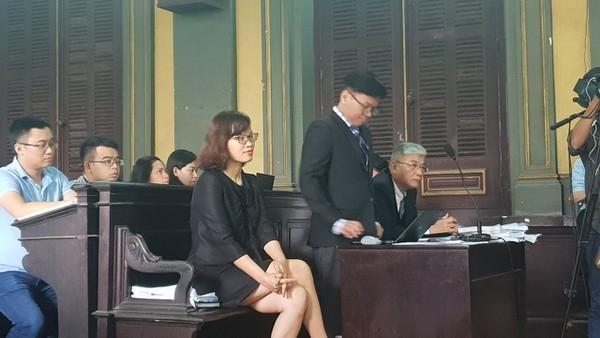 Đang xử phúc thẩm Vinasun kiện Grab - ảnh 2