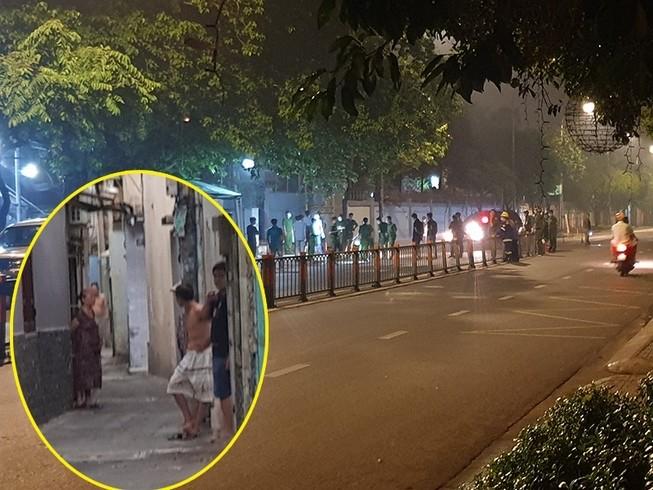 Chuyển vụ thi thể bên đường ở Gò Vấp cho Tân Bình điều tra - ảnh 1