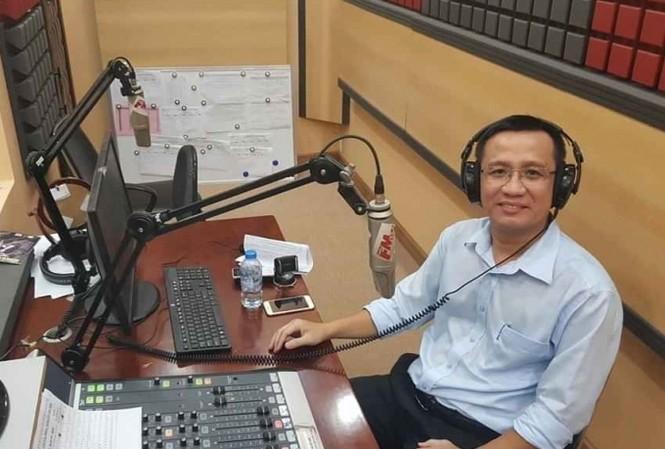 Trích xuất dữ liệu điện thoại của ông Bùi Quang Tín - ảnh 1