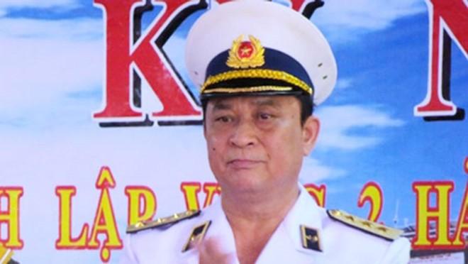 Triệu tập nhiều người đến phiên xử cựu đô đốc Nguyễn Văn Hiến - ảnh 1