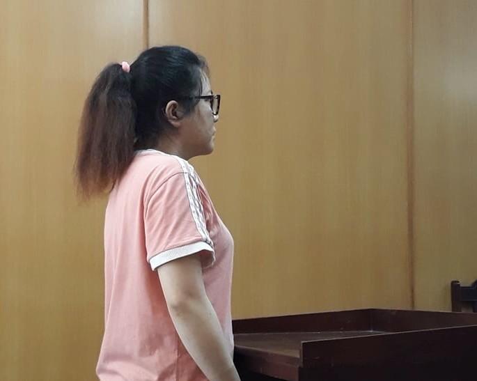 Nữ cựu công chức lừa đảo, ra tòa thừa nhận mình ích kỷ - ảnh 1