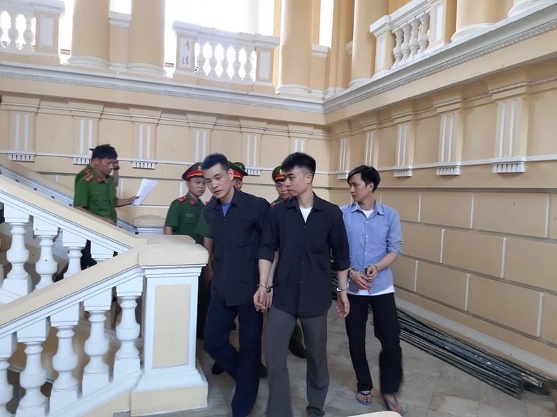 Tòa tuyên án vụ ba thanh niên giết người không rõ lý do - ảnh 1