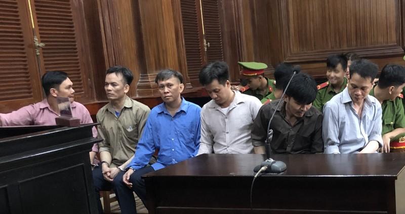 3 án tử cho đường dây chôn 5 kg ma túy dưới nhà vệ sinh - ảnh 1