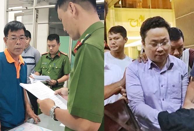 Truy nã 1 phụ nữ trong vụ cựu phó chánh án Nguyễn Hải Nam - ảnh 1