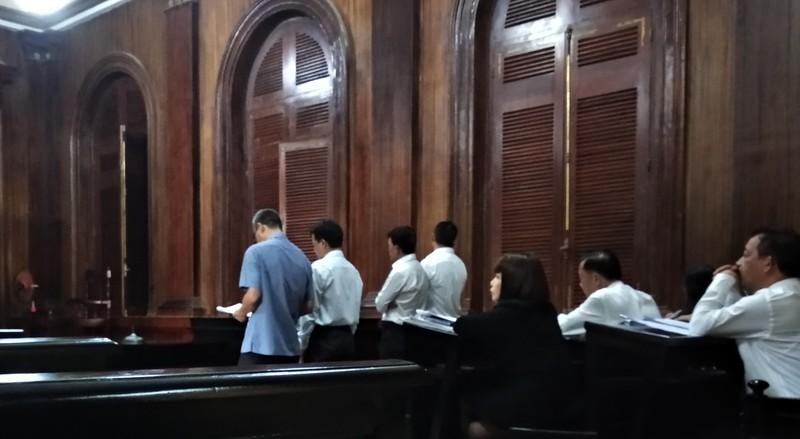 Vụ án liên quan đến ngân hàng Việt - Nga đã kéo dài 10 năm  - ảnh 1