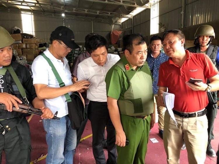 Truy tố 1 người Đài Loan chở xe tải ma túy vào TP.HCM - ảnh 2