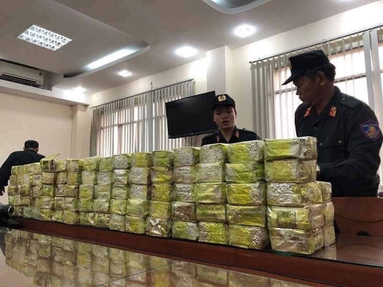 Truy tố 1 người Đài Loan chở xe tải ma túy vào TP.HCM - ảnh 1
