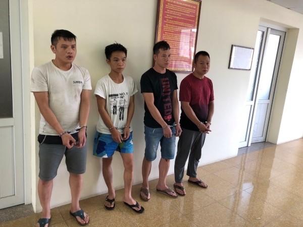 Xử băng trộm nguời Trung Quốc chuyên cạy két sắt trạm thu phí - ảnh 3