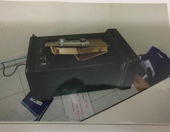 Xử băng trộm nguời Trung Quốc chuyên cạy két sắt trạm thu phí - ảnh 2