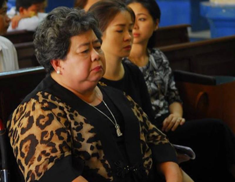 Bà Hứa Thị Phấn và Phạm Công Danh lại hầu toà - ảnh 1