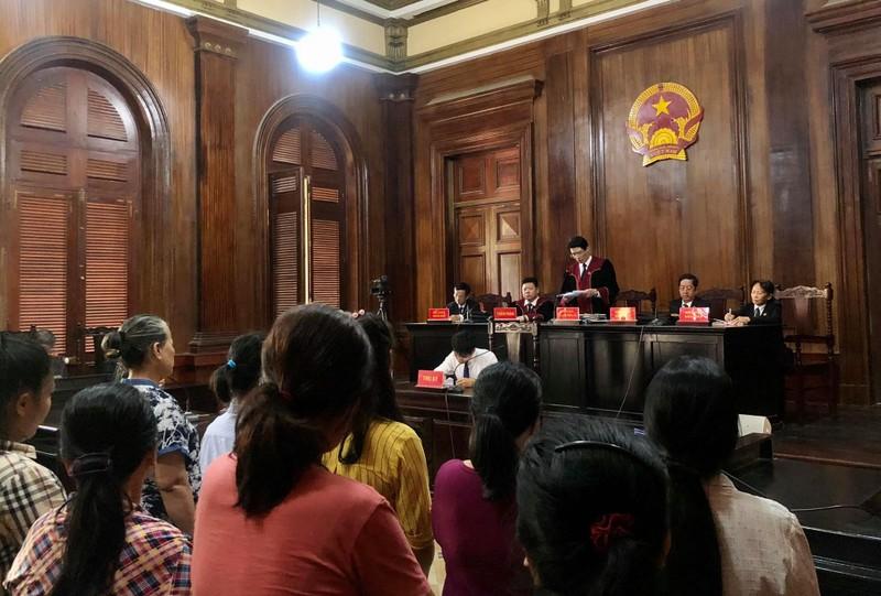 Tòa: Một luật sư có dấu hiệu làm sai lệch hồ sơ vụ án - ảnh 1
