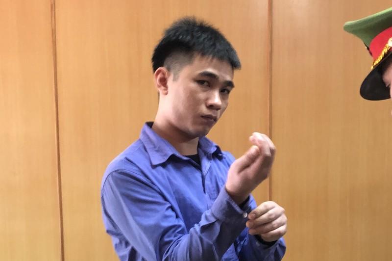 Thanh niên cướp giật kêu oan bất thành tiếp tục lãnh án  - ảnh 1