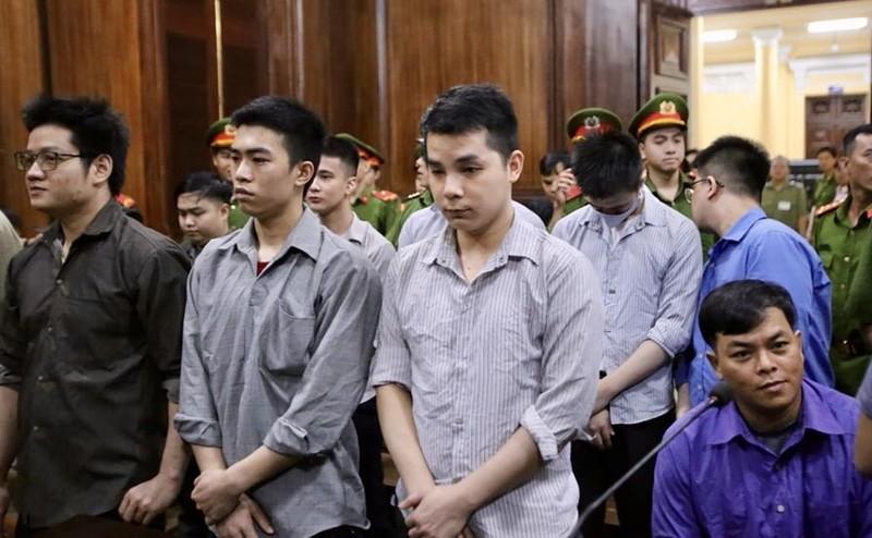 Tuyên phạt Phúc XO 12 năm tù sau ít phút quay lại xét hỏi - ảnh 3