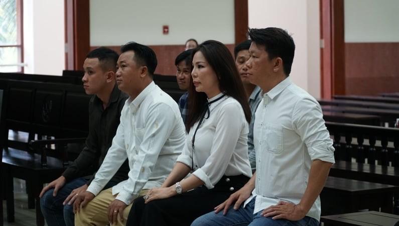 Phúc thẩm vụ bác sĩ Chiêm Quốc Thái bị chém ở quận 1 - ảnh 1