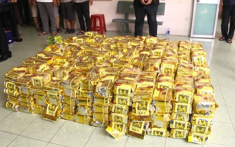 Truy tố hai người nước ngoài vận chuyển hơn 600 kg ma tuý - ảnh 2