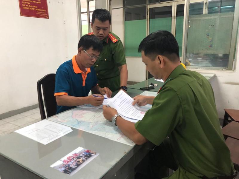 Truy tố cựu phó chánh án Nguyễn Hải Nam  - ảnh 1