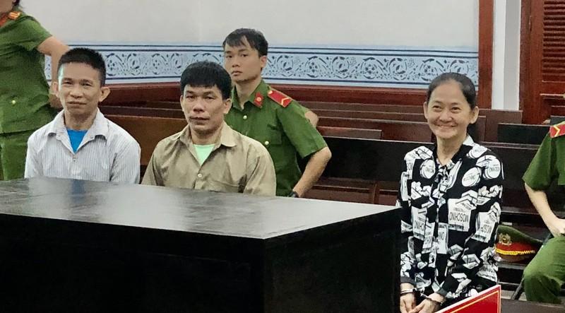 Người phụ nữ lãnh 20 năm tù vì mua bán hàng cấm - ảnh 1