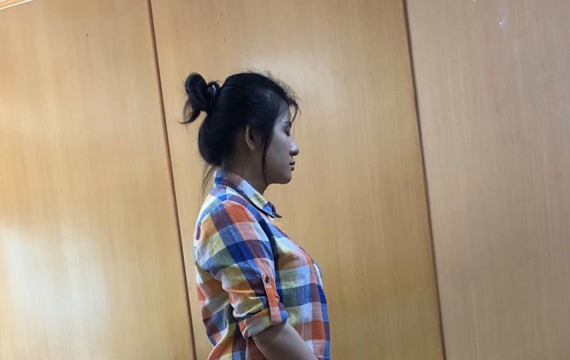 Người phụ nữ bắt mối làm ăn với shipper qua mạng xã hội - ảnh 1