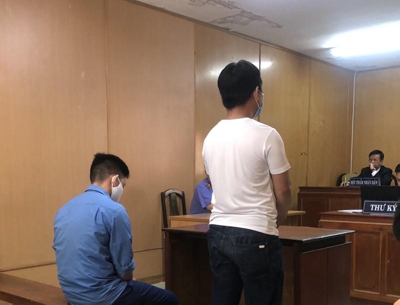 Cựu thiếu úy công an cưỡng đoạt xe nam sinh lãnh án - ảnh 2