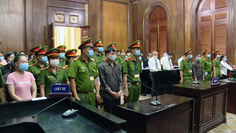 Tám người lãnh án vì âm mưu tổ chức biểu tình - ảnh 1