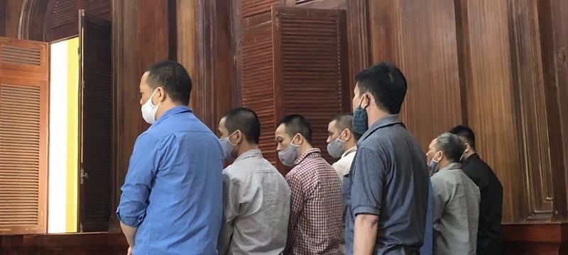 Phạt tù nhóm người Trung Quốc cạy két sắt xuyên Việt - ảnh 1