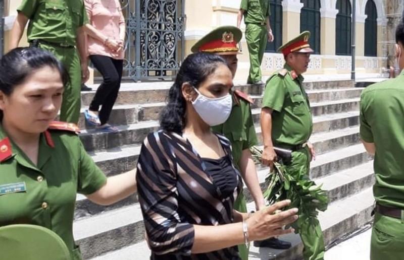 Tử hình người phụ nữ mang hơn 3,3 kg cocain vào Việt Nam - ảnh 1