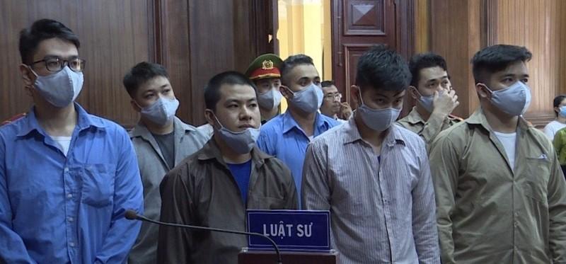 Sinh viên từ giao nước hoa đến vào guồng ma túy 3 án tử - ảnh 1