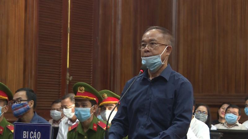 Ông Nguyễn Thành Tài: 'Tôi và bà Thúy chỉ quan hệ bình thường' - ảnh 3