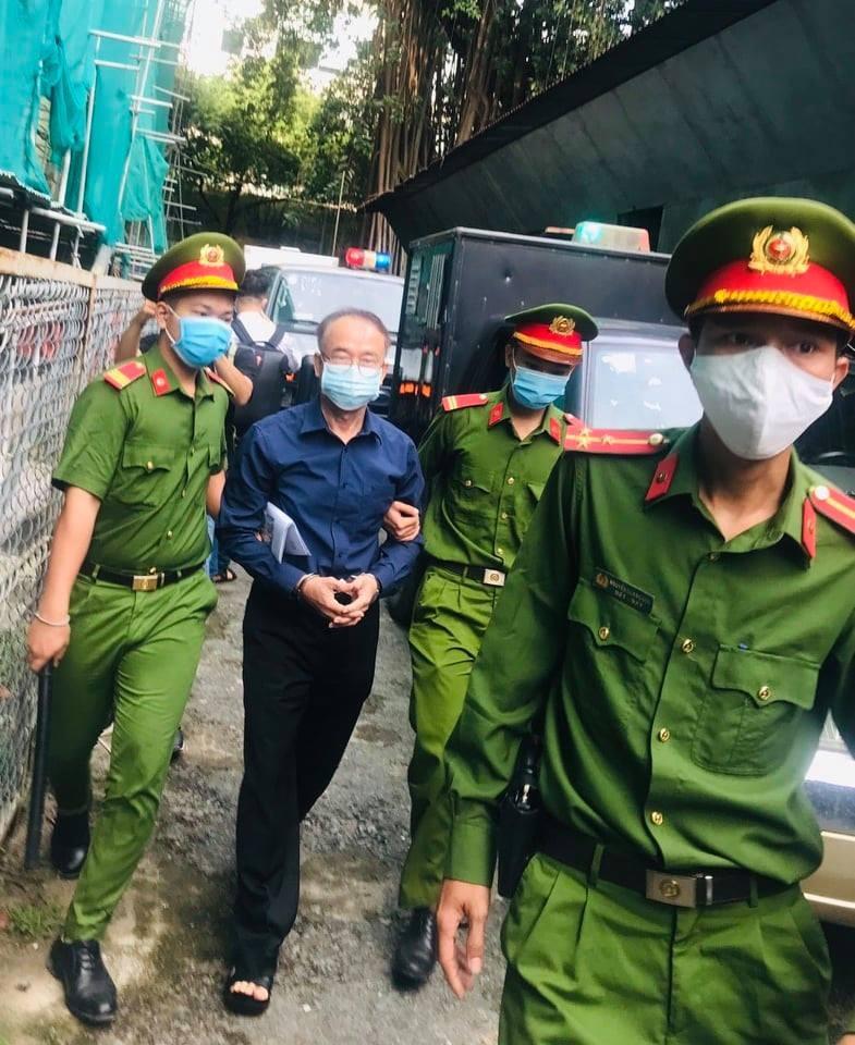 Xử ông Nguyễn Thành Tài: Tòa lưu ý về tài liệu mật - ảnh 2
