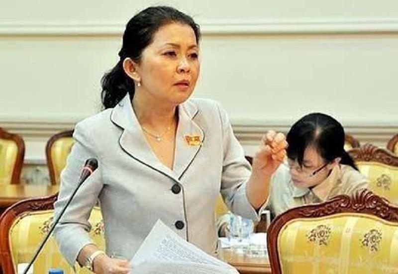 Nữ giám đốc sở bị truy nã liên quan vụ ông Nguyễn Thành Tài - ảnh 1