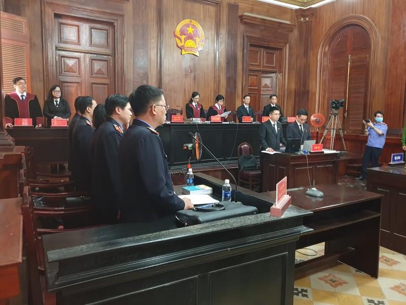Đề nghị phạt bị cáo Nguyễn Thành Tài từ 8-9 năm tù - ảnh 1