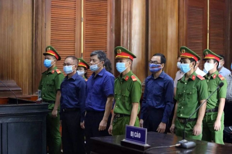 Bị cáo Nguyễn Thành Tài: 'Tôi làm mọi việc vì lợi ích chung' - ảnh 1