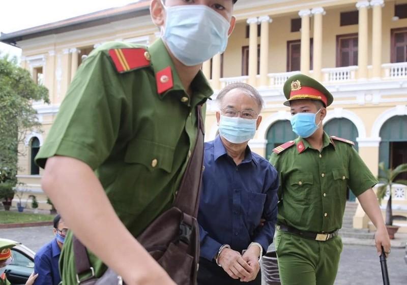 Bị cáo Nguyễn Thành Tài: 'Tôi làm mọi việc vì lợi ích chung' - ảnh 2