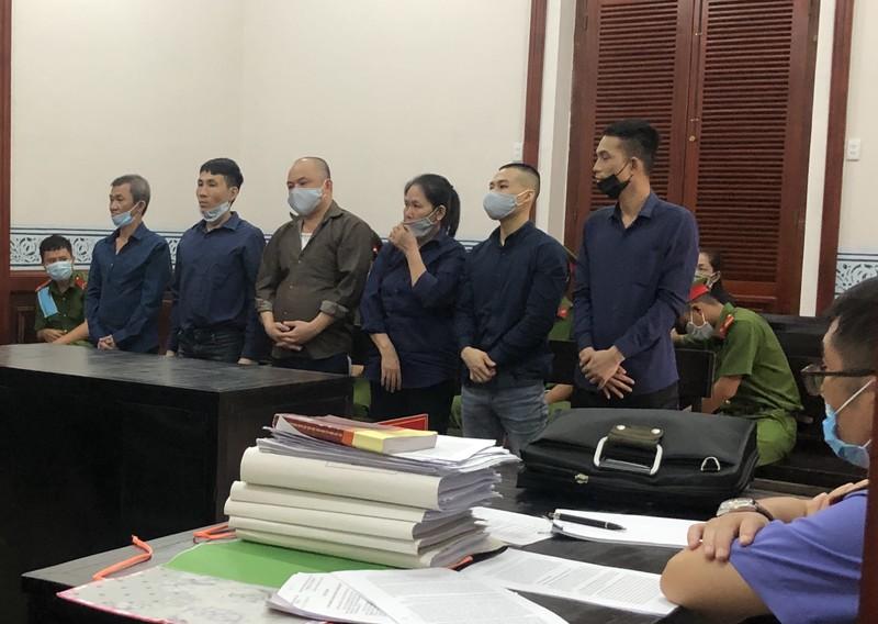 Ba án tử, ba chung thân vụ án có bị cáo giữ quyền im lặng - ảnh 1