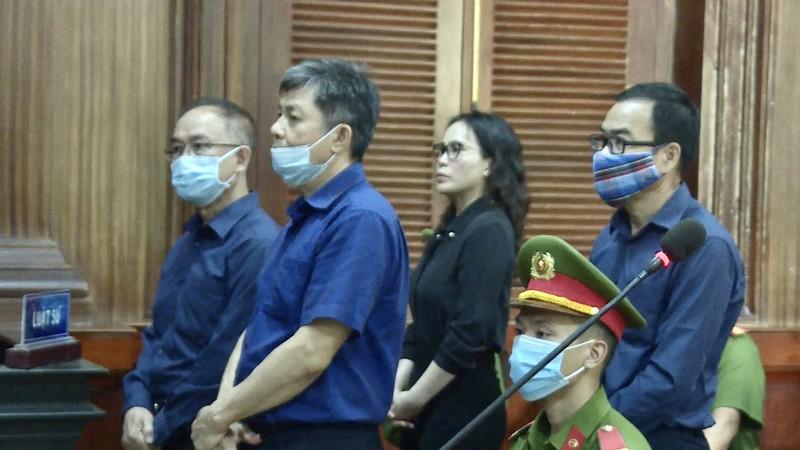 Cựu phó chủ tịch Nguyễn Thành Tài bị phạt 8 năm tù - ảnh 5