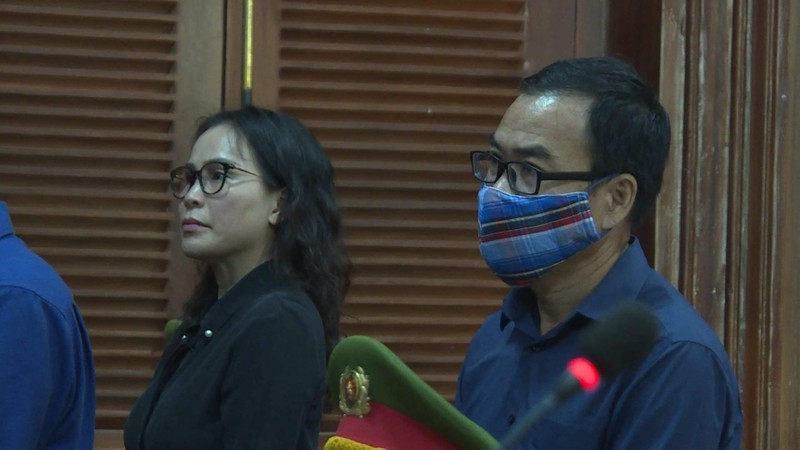 Cựu phó chủ tịch Nguyễn Thành Tài bị phạt 8 năm tù - ảnh 6