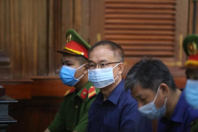 Ông Nguyễn Thành Tài kháng cáo xin giảm nhẹ hình phạt - ảnh 2
