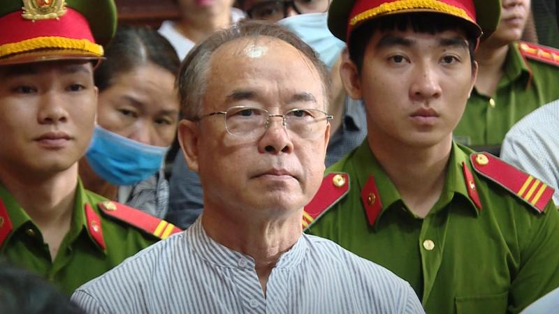 Chuyện ông Nguyễn Thành Tài dính án với nữ đại gia  - ảnh 1