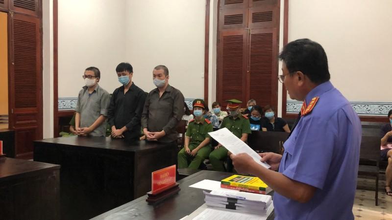 Lý do phạt nặng 3 bị cáo thuê nhà cho người Trung Quốc - ảnh 2