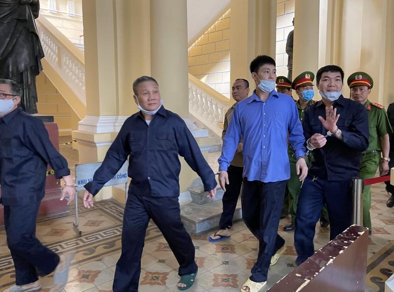 Vụ chị gái Dung Hà và 100kg ma túy: VKS đề nghị 6 án tử  - ảnh 1
