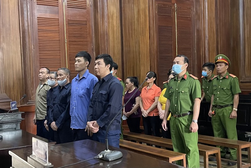 Vụ chị gái Dung Hà và 100kg ma túy: VKS đề nghị 6 án tử  - ảnh 2