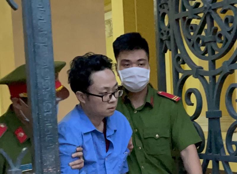 Hoãn xử phúc thẩm cựu phó chánh án Nguyễn Hải Nam - ảnh 1