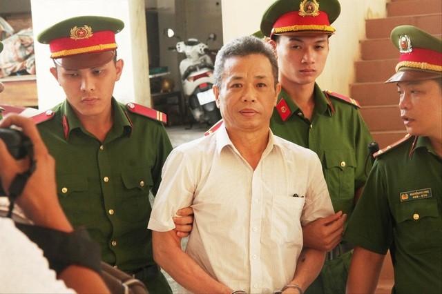 Phúc thẩm vụ cựu bí thư thị xã Bến Cát, Bình Dương kêu oan - ảnh 1
