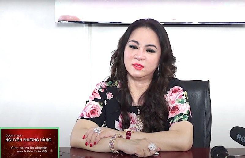 Một nữ doanh nhân kiện bà Phương Hằng đòi bồi thường 1.000 tỉ  - ảnh 1