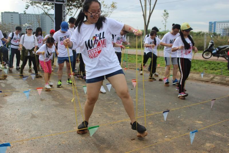 Hơn 3.000 người chạy tiếp sức cho sinh viên nghị lực - ảnh 5