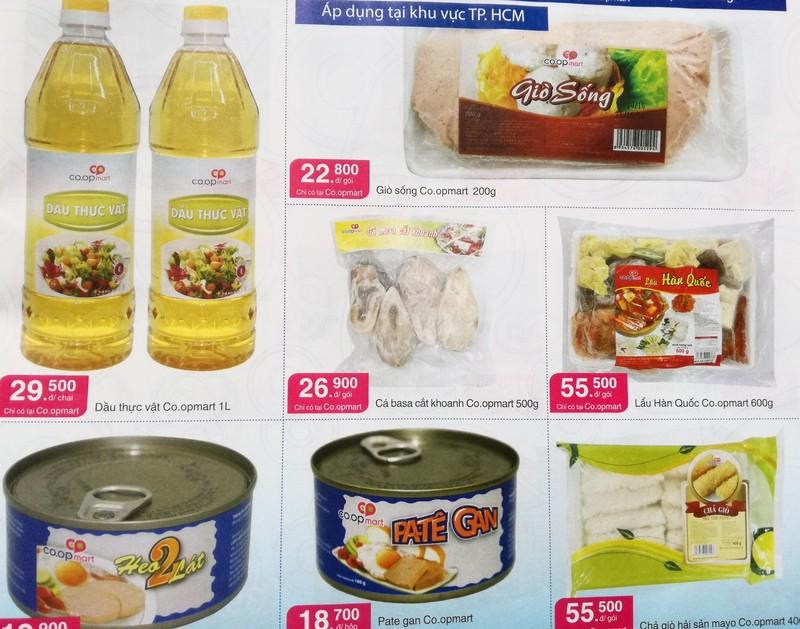 Nhãn hàng riêng của siêu thị có được ưu ái ? - ảnh 1